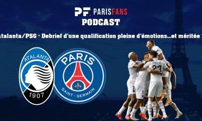 Podcast - Atalanta/PSG : Debrief de la qualification historique : merci Choupo, Neymar et groupe