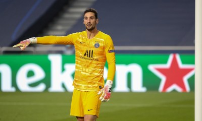 """Leipzig/PSG - Sergio Rico heureux et fier de la qualification """"Tout le club est heureux"""""""