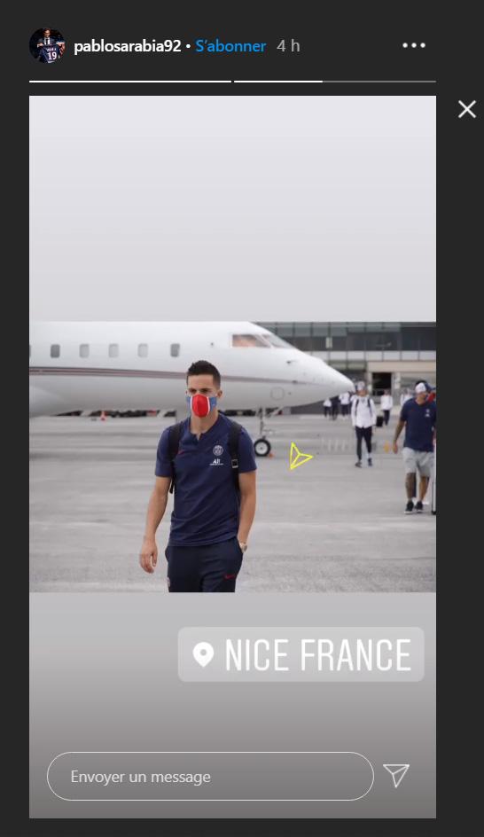 Les images du PSG ce jeudi: déplacement à Nice, conf de presse, bizutage de Florenzi et This is Paris