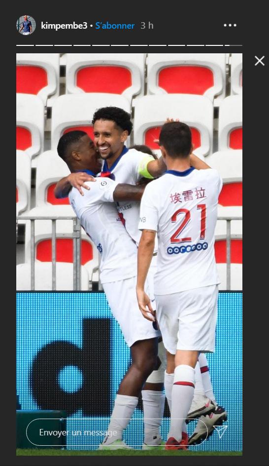 Les images du PSG ce dimanche: victoire face à Nice et anniversaire de Draxler