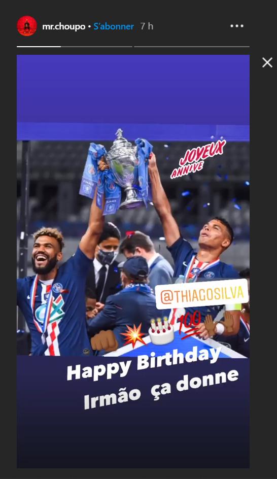 Les images du PSG ce mardi: Entraînement, anniversaire de Thiago Silva et le JT