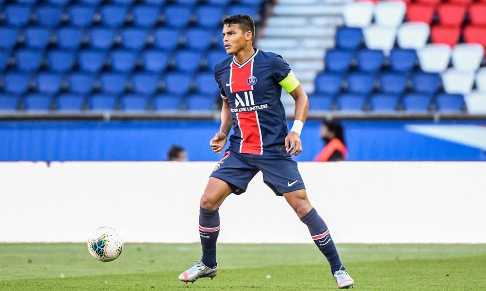 Thiago Silva revient sur choix de signer à Chelsea et compare son projet à celui du PSG