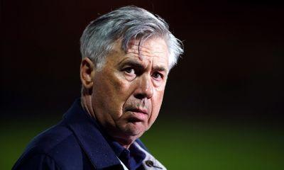 Ancelotti remercie les supporters du PSG après son trophée de meilleur entraîneur