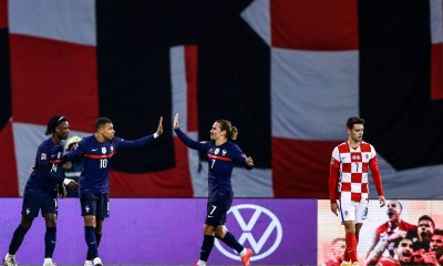 Croatie/France - Les notes des Bleus dans la presse, Mbappé correct