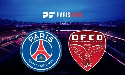 PSG/Dijon - Le groupe dijonnais : 3 absents, Konaté et Boey présents