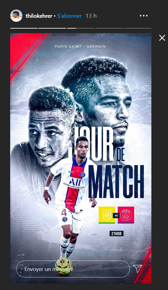 Les images du PSG ce samedi: Victoire à Nantes qui fait du bien