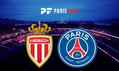 Monaco/PSG - Les équipes officielles : Kean et Mbappé titulaires