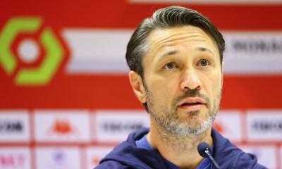 Ligue 1 - Kovac évoque la course au titre après la défaite du LOSC contre l'Ajax