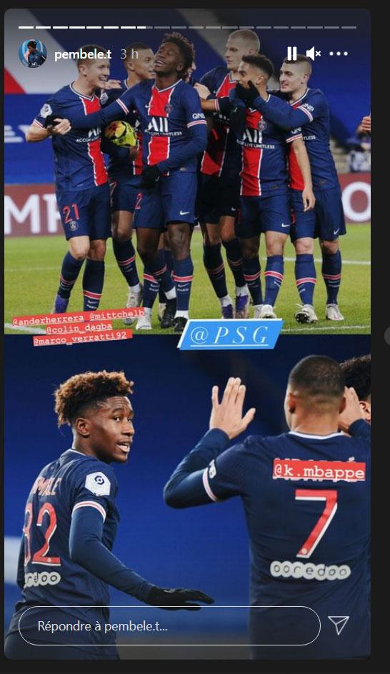 Les images du PSG ce mercredi: Dernier match et victoire de l'année face à Strasbourg