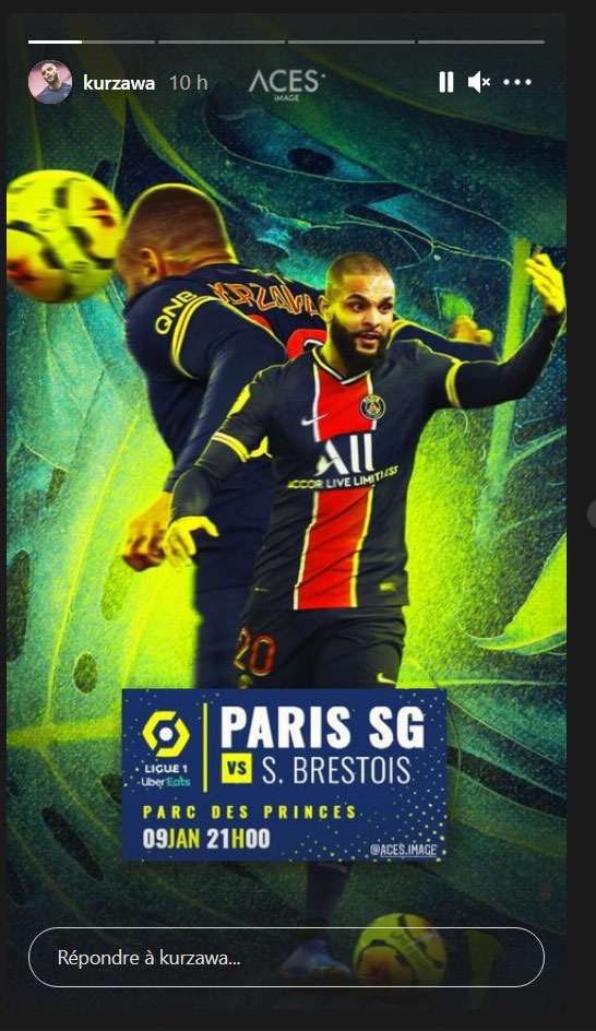 Les images du PSG ce samedi: 1ère victoire sous Pochettino au Parc des Princes