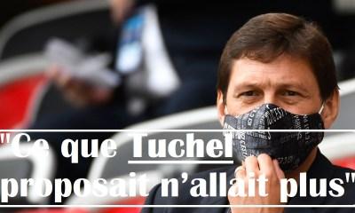 Podcast PSG - Leonardo explique le départ de Tuchel et le choix Pochettino