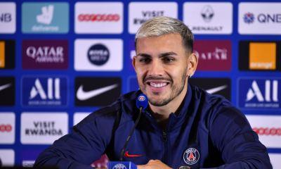 Les images du PSG ce jeudi: Conférence de presse et dernier entraînement avant Paris/Montpellier