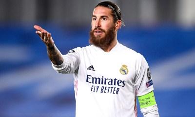 Mercato - Le PSG et Sergio Ramos ne sont pas en discussion, selon RMC Sport