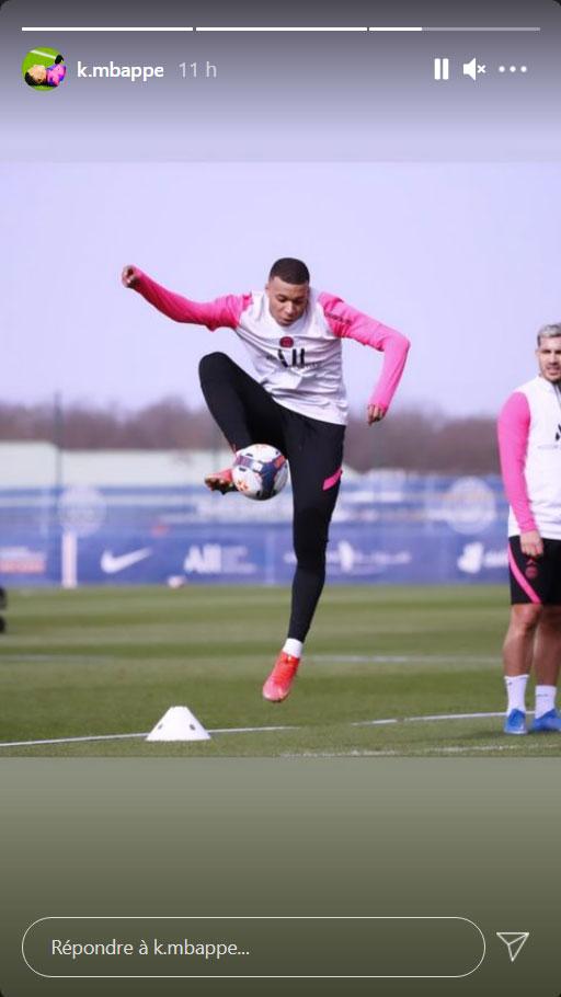 Les images du PSG ce jeudi: Le retour de l'entraînement !