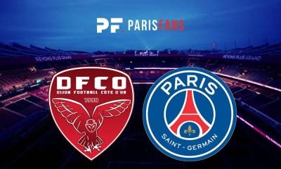 Dijon/PSG - Le groupe parisien : 7 absents, Sarabia et Dagba de retour