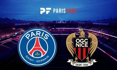 PSG/Nice - Les équipes officielles : Kean, Draxler et Gueye titulaires