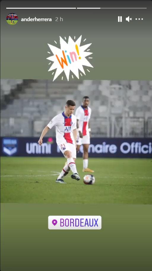 Les images du PSG ce mercredi: Déplacement à Bordeaux et victoire!