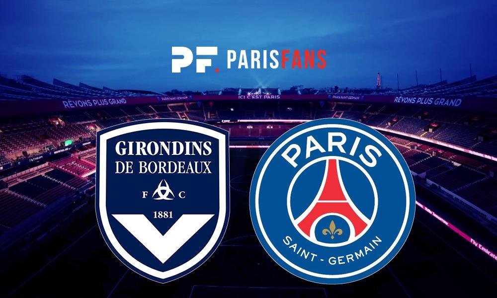 Bordeaux/PSG – Icardi de retour, peut-être Di Maria, le point du Parisien avec l'équipe probable - Parisfans.fr