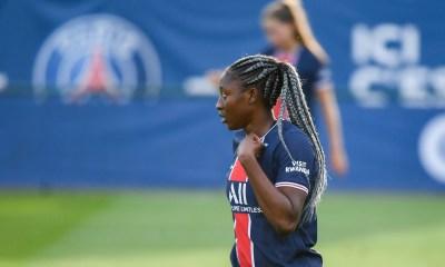 """Diani est """"heureuse de jouer pour le PSG"""" et affiche de l'ambition"""