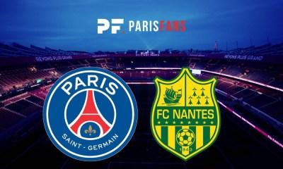 PSG/Nantes- Les équipes officielles : Di Maria, Rafinha et Draxler titulaires, Icardi remplaçant