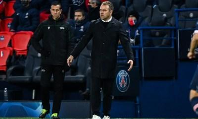 """PSG/Bayern - Flick ne digère pas """"nous avons été la meilleure équipe"""""""