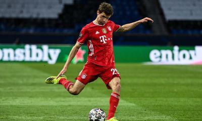 """PSG/Bayern - Müller se plaint """"l'arbitre s'est laissé un peu avoir"""""""