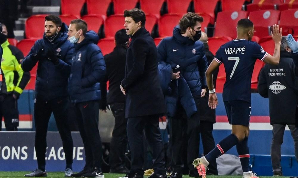 """PSG/Bayern - Pochettino est """"vraiment heureux, parce que ..."""