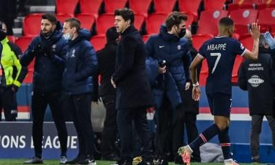 """PSG/Bayern - Pochettino est """"vraiment heureux, parce que les joueurs le méritent"""""""