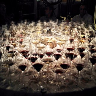 Secret Wine Society at the World's Best Restaurant
