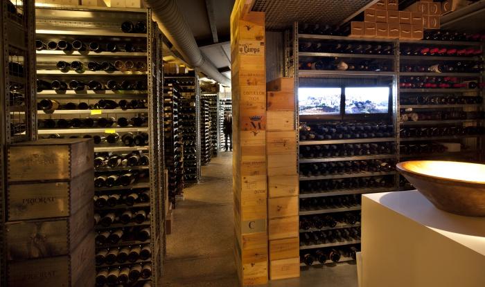 el celler de can roca wine cellar