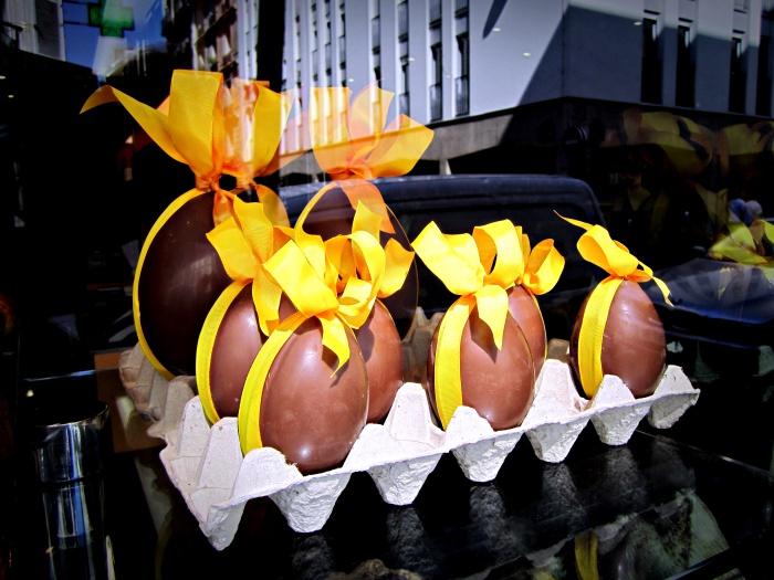 Chocolat de Pâques Paris
