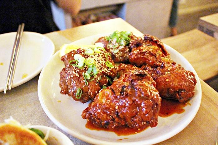 Hero Paris poulet frit coréen