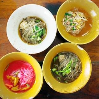 Bangkok's Boat Noodle Alley