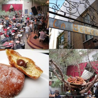 Brunch with a Pastry Tree & a Zombie Stroll