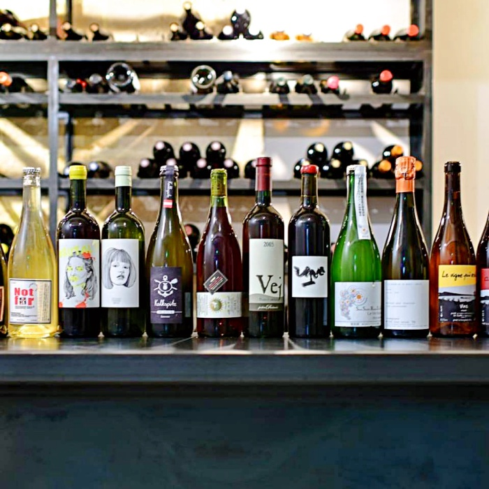 Natural Wine Bars Paris