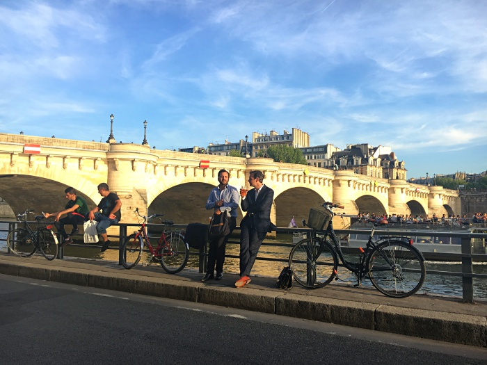 Maison Paris Seine