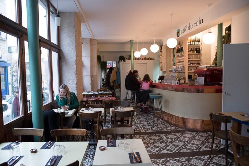 Cafe du Coin Paris