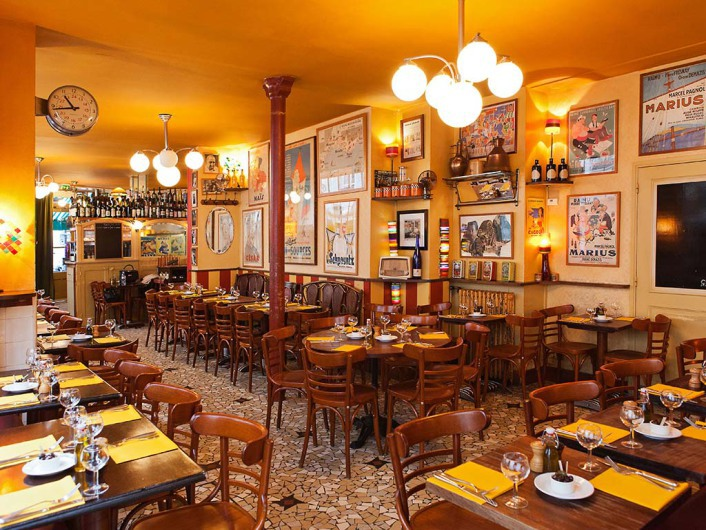 Chez Janou Paris Meilleurs Bistros Paris Classique Français