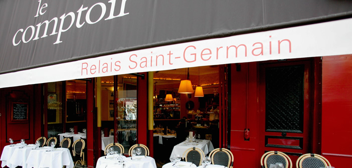 The ultimate guide to classic french restaurants bistros in paris - Le comptoir du relais restaurant reservations ...