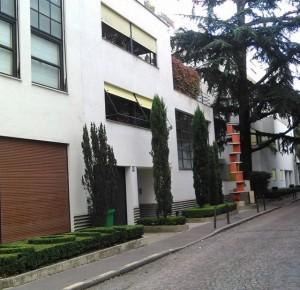 Visite guidée Le Corbusier Paris