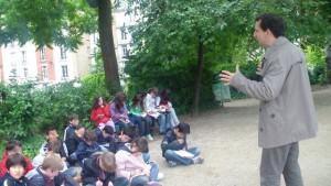 visite pédagogique paris