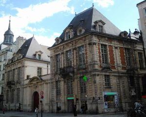hotel de mayenne