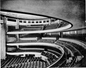Théâtre des Champs Élysées architecture