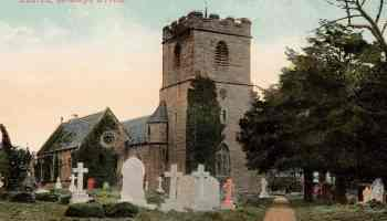 Bishops Frome Church