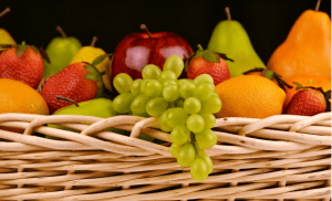 fruit basket for sale