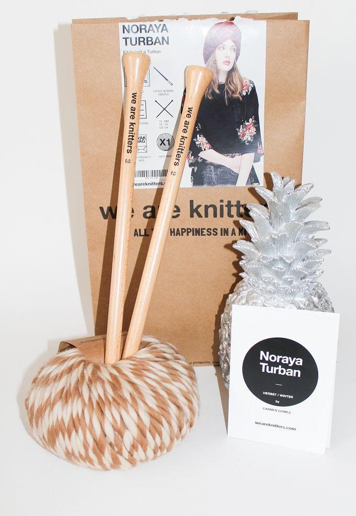 k-We are Knitters Turban Noraya