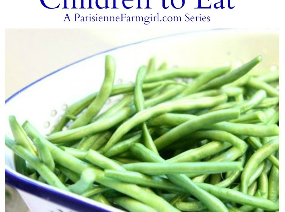 Teach Your Children to Eat  Part I