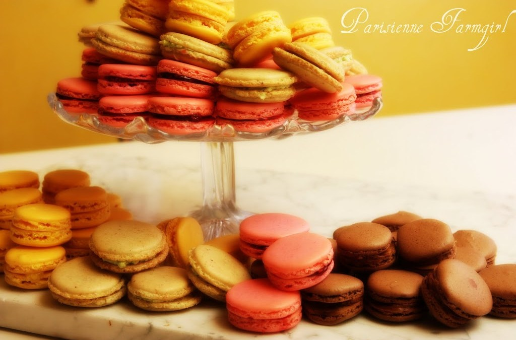 Guess What I did Today. (Psst, it's Macarons!)