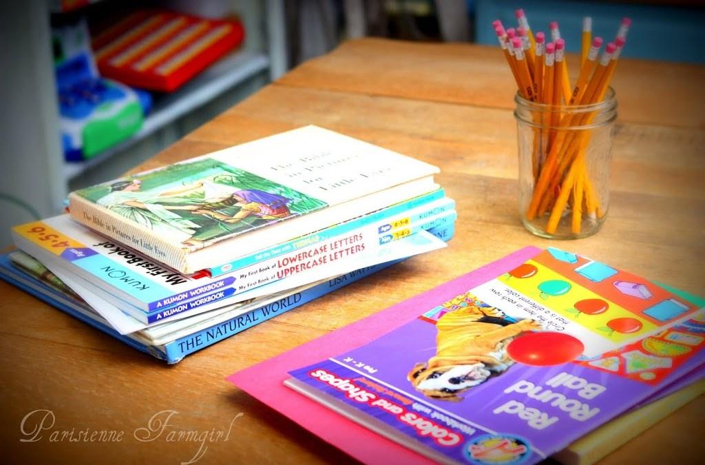 Whole Heart School - A $44 Education? | Parisienne Farmgirl