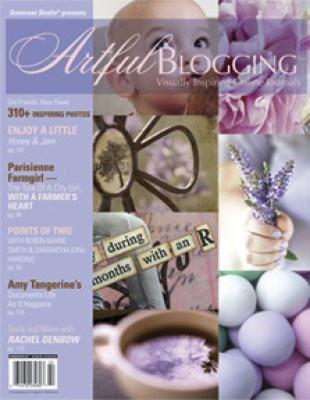 Artful Blogging magazine cover